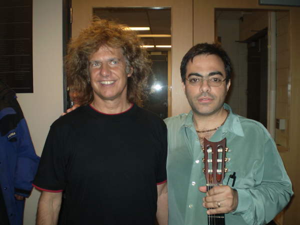 ruben pat metheny 2009